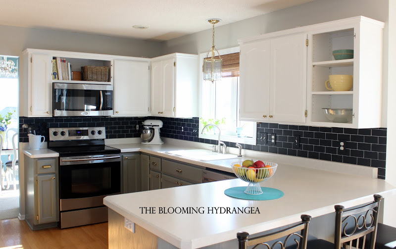 6 Creative Ways To Tile A Kitchen Backsplash Huffpost
