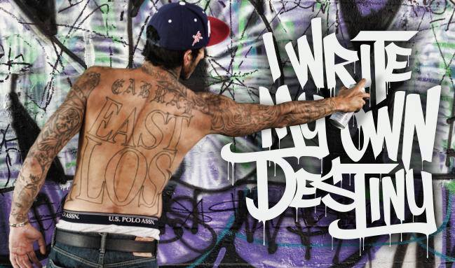 Richard cabral tattoos