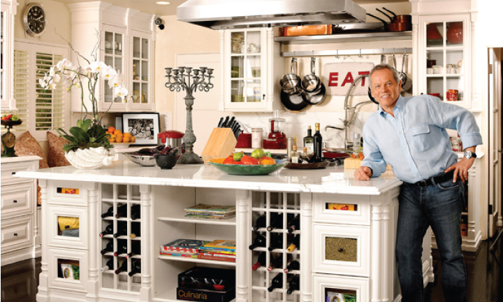 Renowned Chefs 39 Kitchens That Spice Up Your Space Huffpost