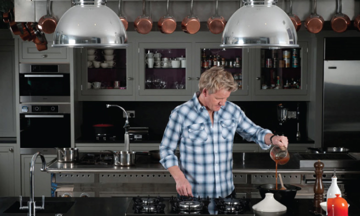 Restaurant Kitchen Chefs renowned chefs' kitchens that spice up your space | huffpost