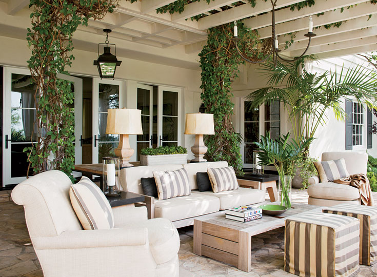 Inside Out! Inspiration for the Perfect Outdoor Living ... on Backyard Outdoor Living Spaces id=33296