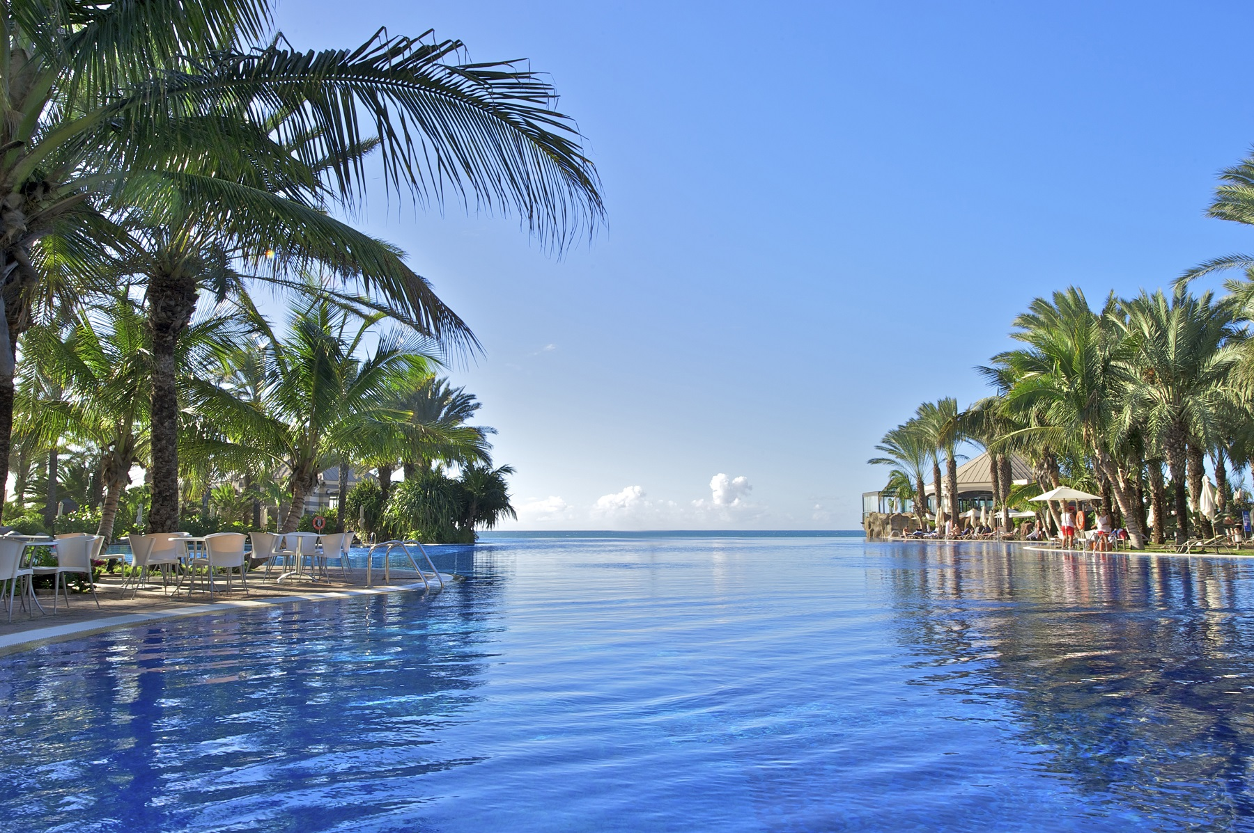 Eight Infinity Pools To Take You Far Away Huffpost Life