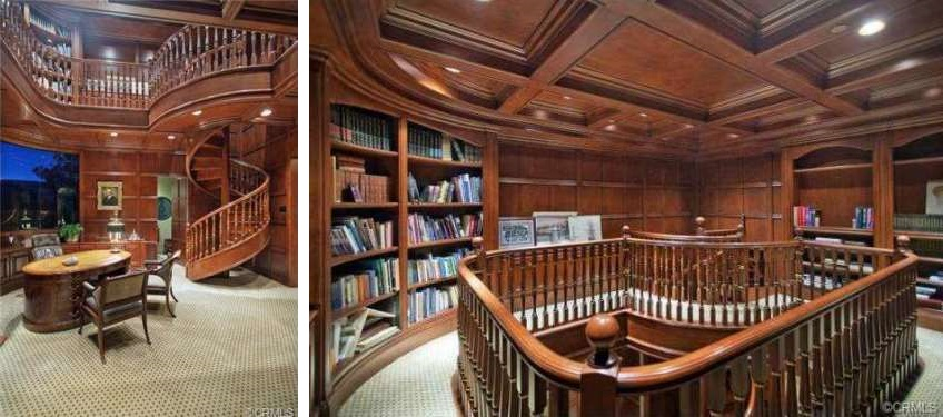 Peachy 5 Home Libraries Youll Want To Dog Ear The Huffington Post Largest Home Design Picture Inspirations Pitcheantrous