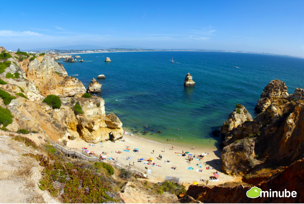Melhores Praias de Portugal Praia do Camilo Portugal