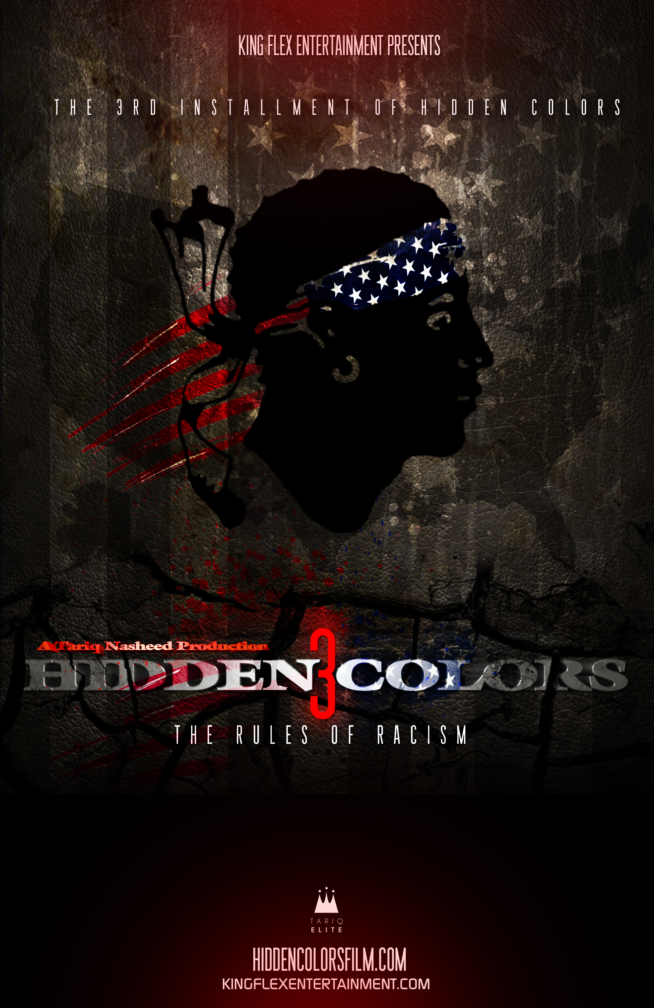 a personal analysis of the film hidden colors by tariq nasheed The strength of street knowledge: the two hidden colors documentaries offer an unprecedented look at black history from a worldwide scope they've also generated a fair amount of controversy tariq nasheed: yeah, many of them do.