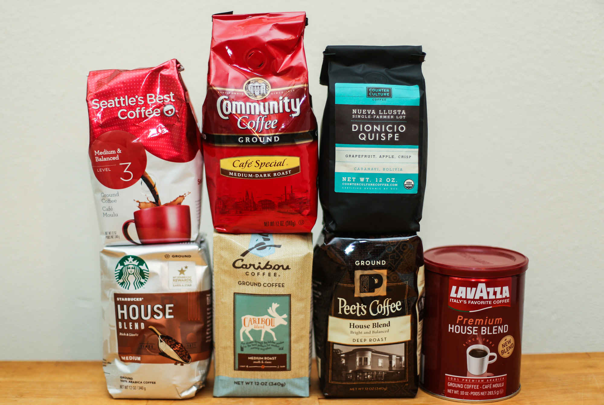 Espresso Coffee Brands ~ We got a champion barista to rank second wave coffees like