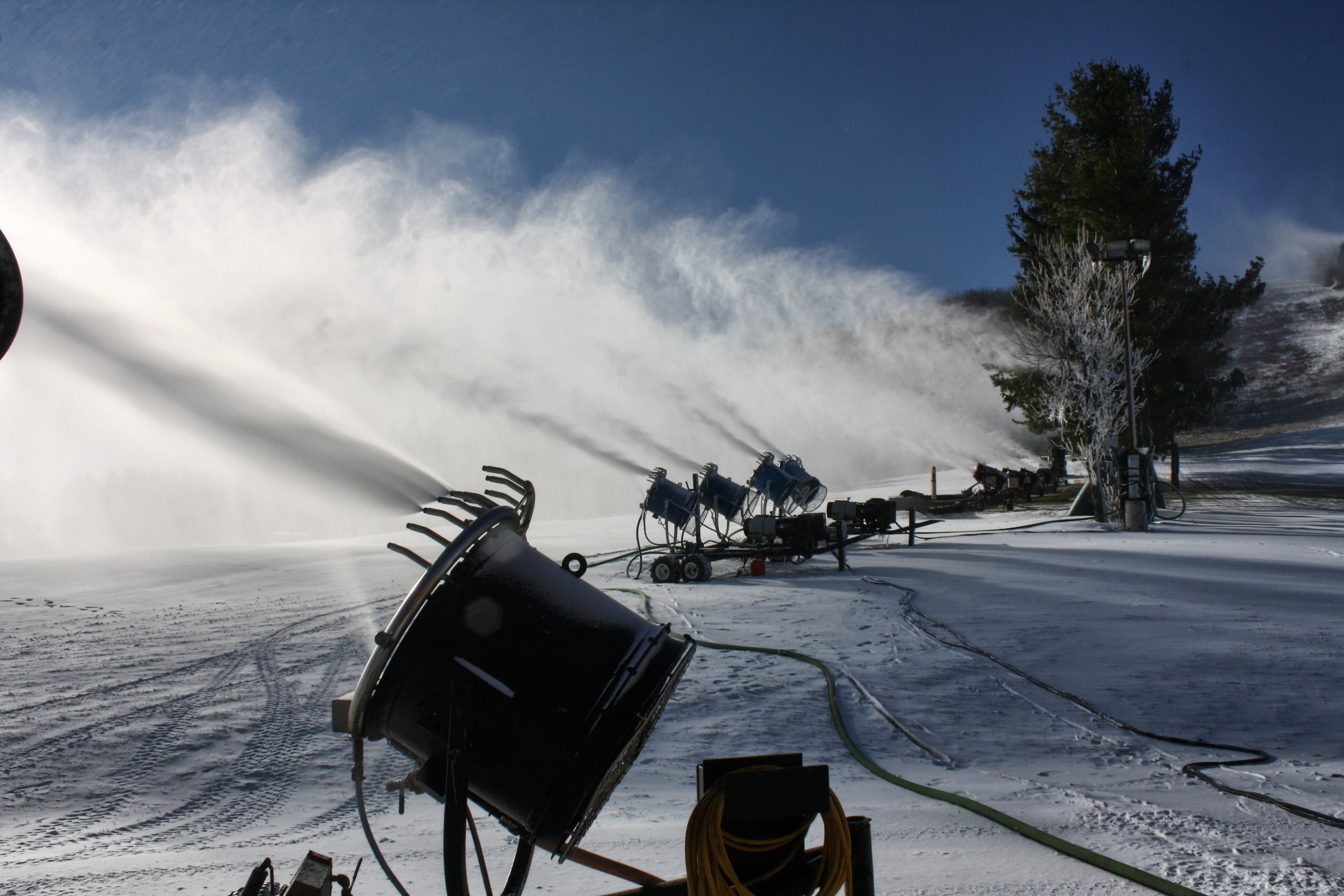 How It Works Snowmaking 101 Huffpost