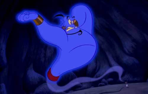 Original Ending of Disney\'s Aladdin Reveals the Wedding Gift That ...