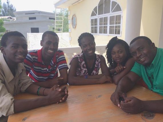 2014-08-17-ChildHopeInternationalstudentsandprincipalTheSchoolFundHaiti2014.jpg