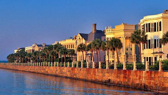 Restaurants Charleston City Marina