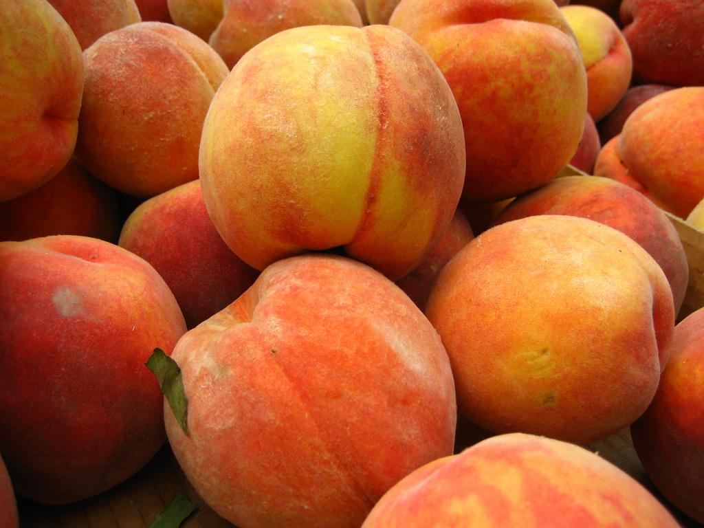 Georgia peach pic