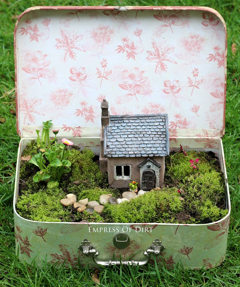 Fairy Garden Ideas For Small Spaces fairy gardens are the tiny solution for gardening addicts in