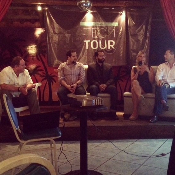 2014-08-20-TijuanaTechTourPanel_MarcusDantus_GuilldermoGarza_VivekBoray_CarlaHoltze_AndrewGoldner.jpg
