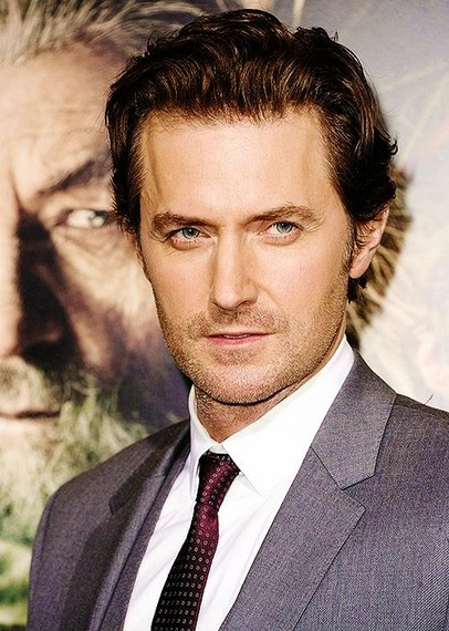 Does Identifying Armitage As Original >> Actor Richard Armitage Joins Twitter But Won T Tweet Until His