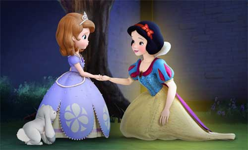 Given That Sofia The First's