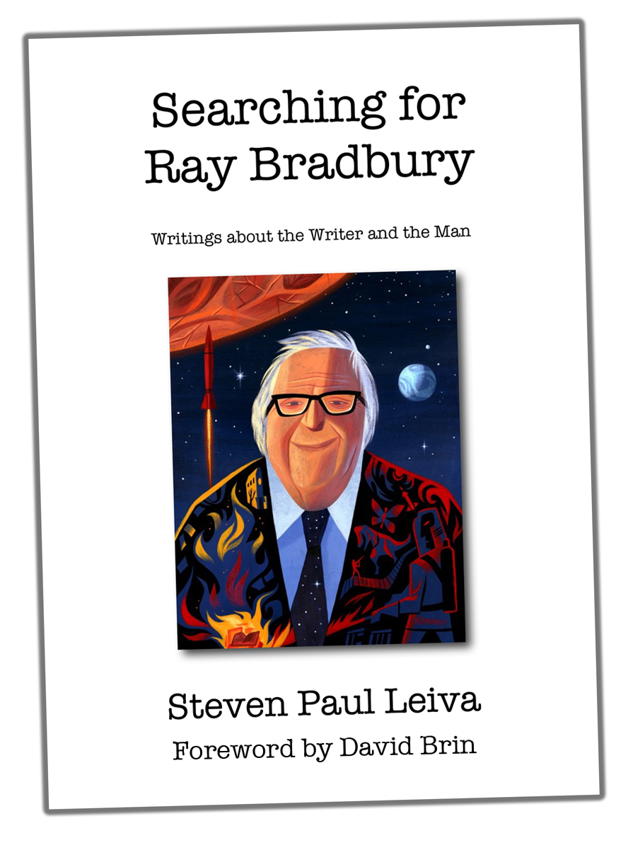 five books about ray bradbury the huffington post 2014 08 21 searching4raycover1sm jpg