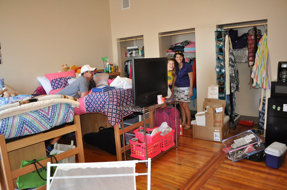 Move In Day At Women S Colleges Huffpost