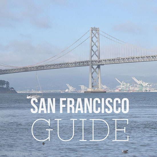 Visitor 39 s guide to san francisco huffpost for Travel guide san francisco