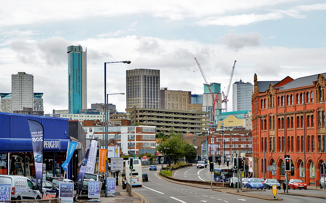 A Tale Of Two Cities Birmingham Alabama And England