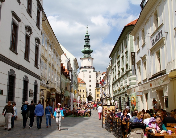 bc021e5b7 Best Old World Day Trip From Vienna: Bratislava | HuffPost Life