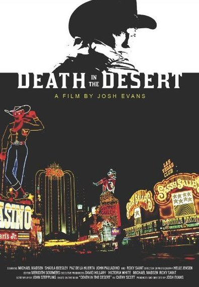 'Death in the Desert': Josh Evans Discusses His Latest Film Along With Star Michael