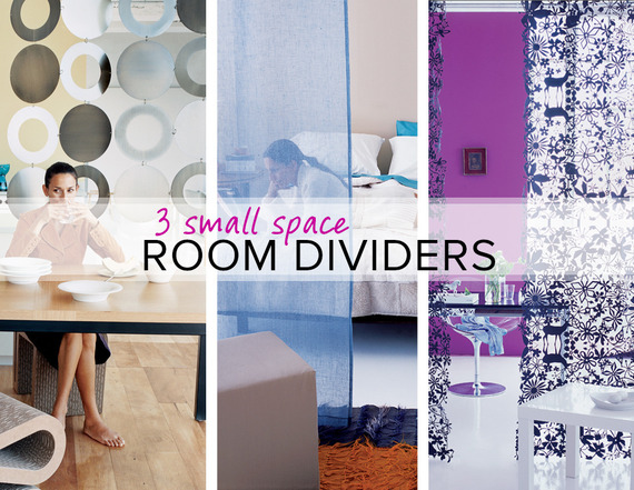small room dividers 3 small space room dividers huffpost