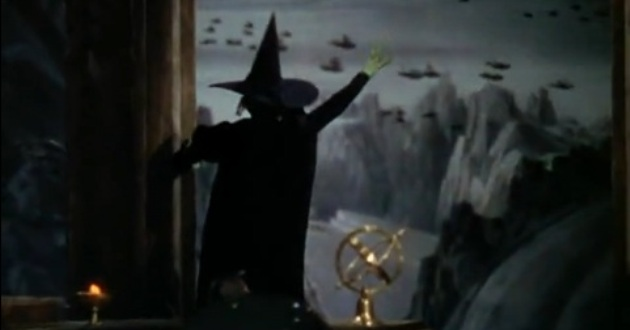 what are flying monkeys in wizard of oz called to preach
