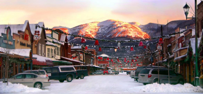 Ski bums pick the west 39 s top 3 most livable ski towns for White fish montana