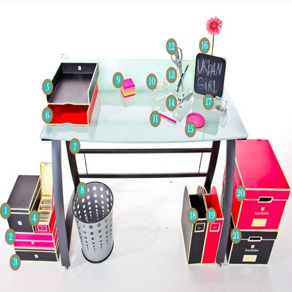 8 Of The Best Websites For Pretty Office Supplies Huffpost