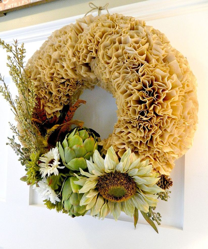 DIY Fall Wreaths They Won't Believe You Made Yourself | The ...