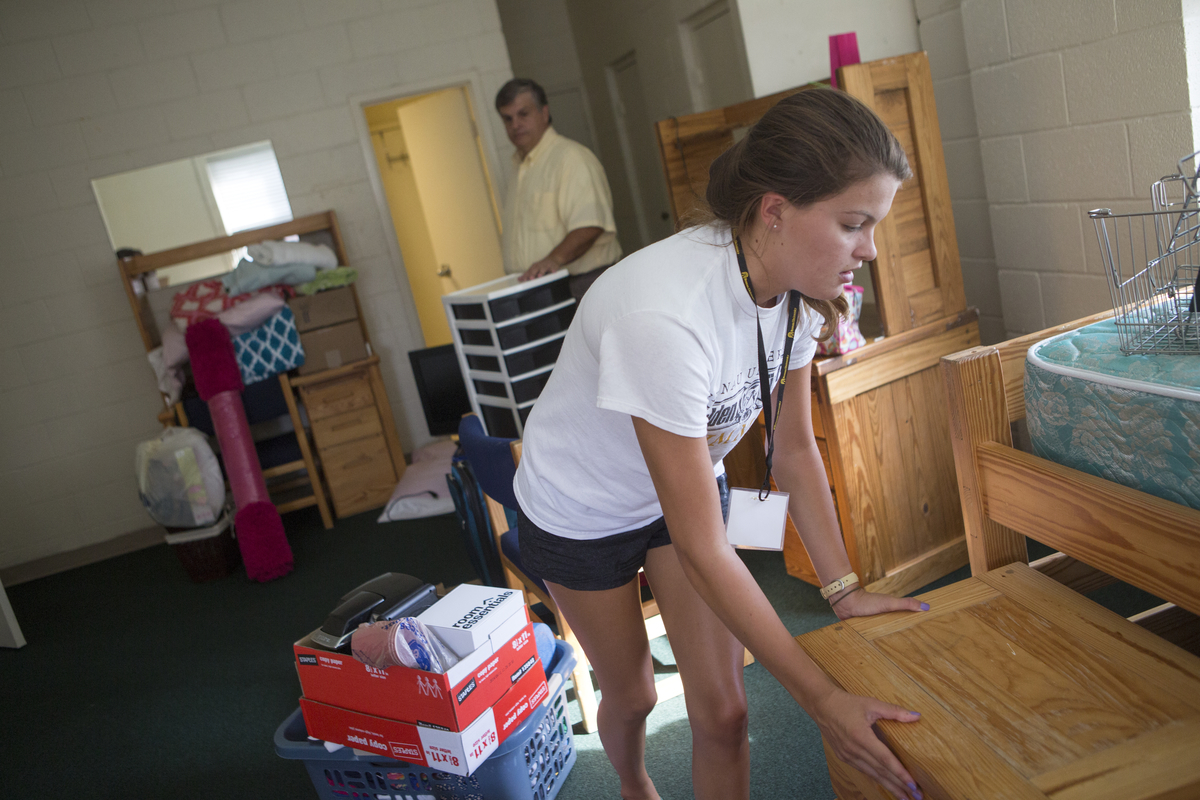 Dorm Rooms At Virginia Wesleyan