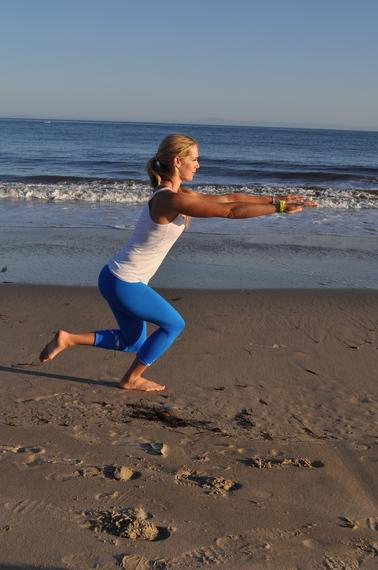 Single Leg Squat Nora Tobin Workout
