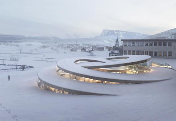 Timeless Architecture at Audemars Piquet's La Maison des Fondateurs