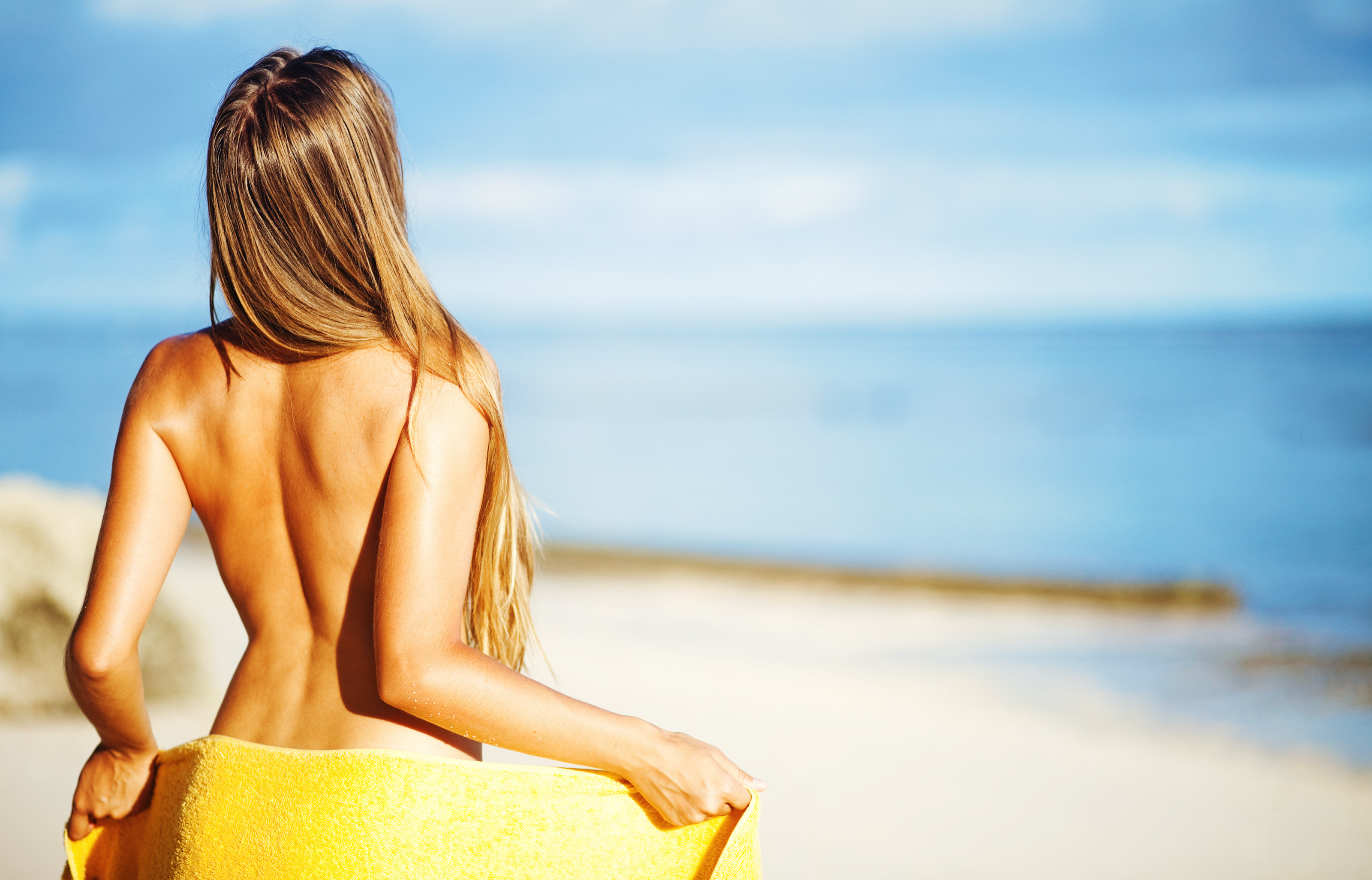 Best topless beaches in europe