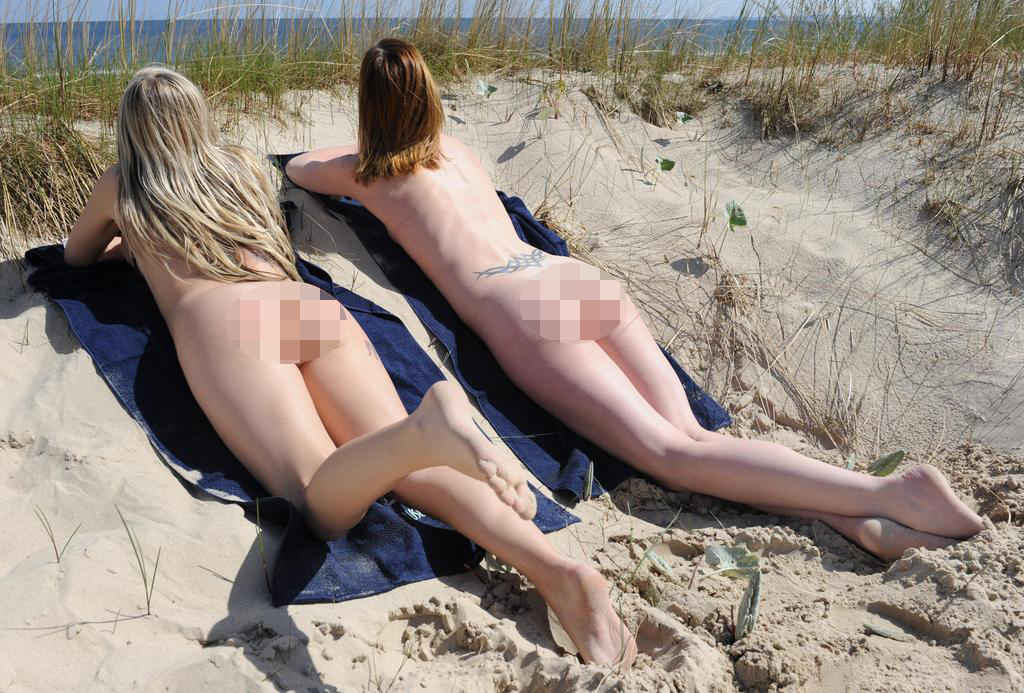 video european nude beaches