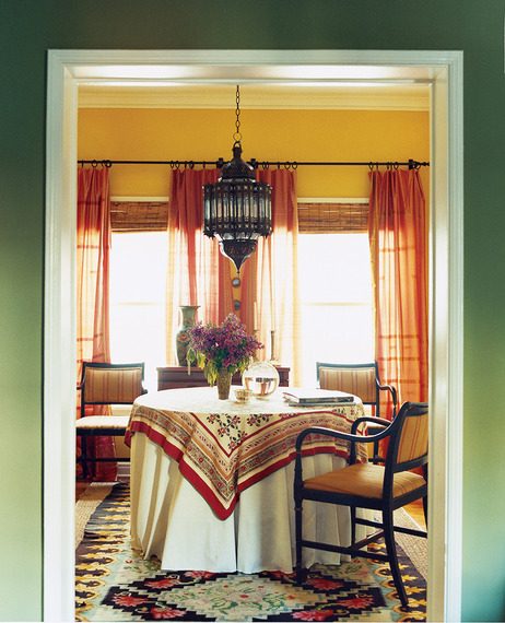 Dining Room Color Schemes: The Best Dining Room Paint Colors