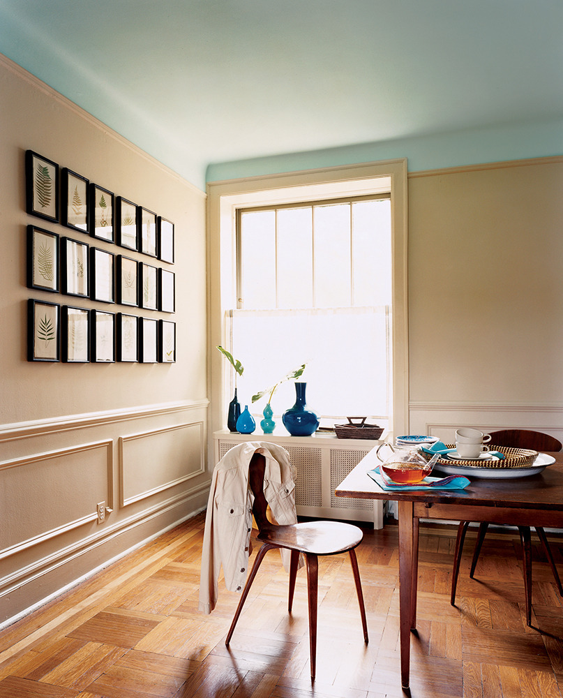 Dining Room Paint Schemes