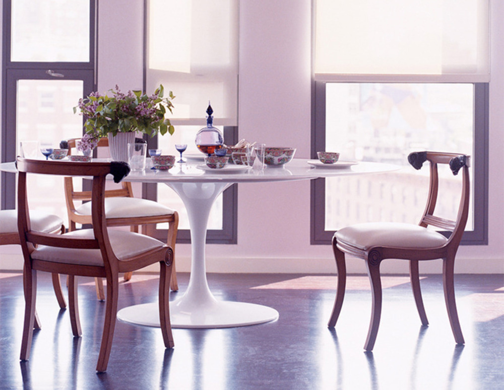 The best dining room paint colors huffpost for Best dining room pictures
