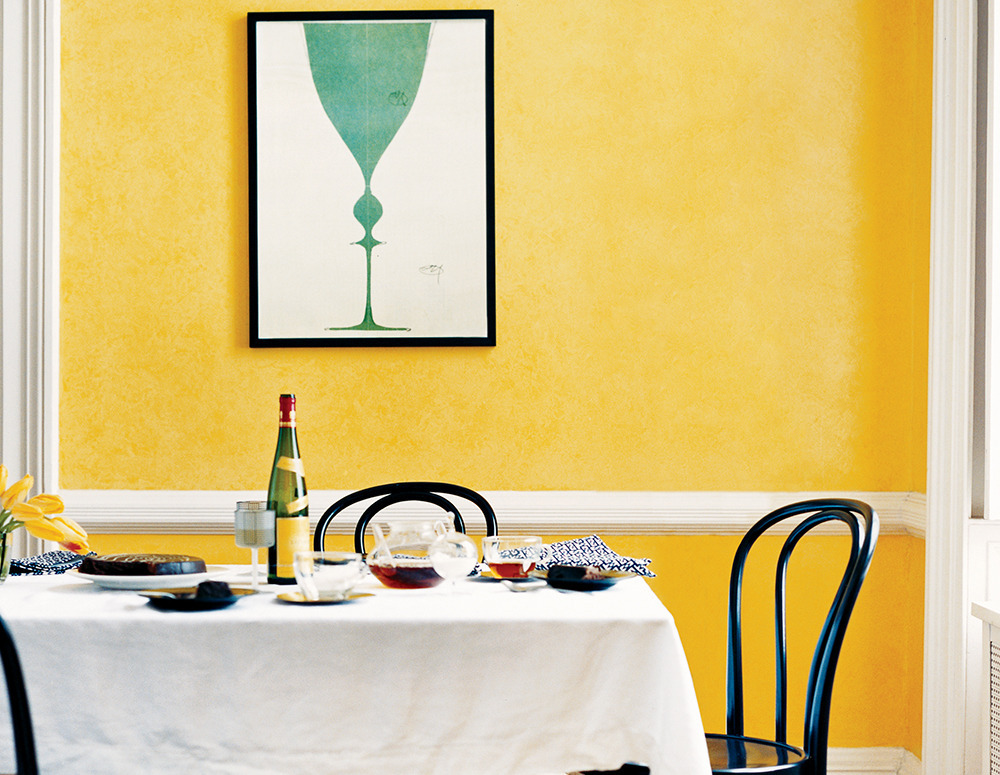 Best Color For Dining Room | The Best Dining Room Paint Colors Huffpost Life