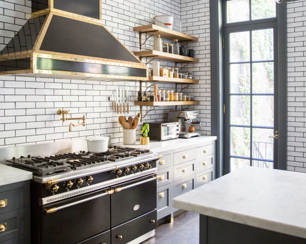 13 amazing kitchen design ideas huffpost for Amazing kitchen designs