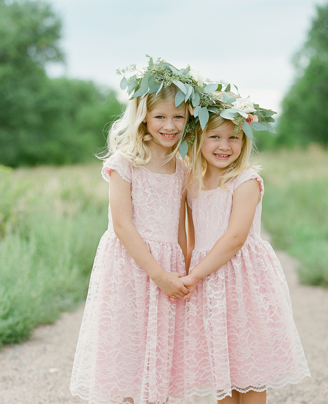 0fca4a58352 10 Creative Ways To Make Your Flower Girl Stand Out