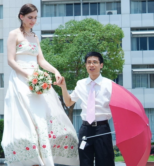 Western Girl Dating A Chinese Man