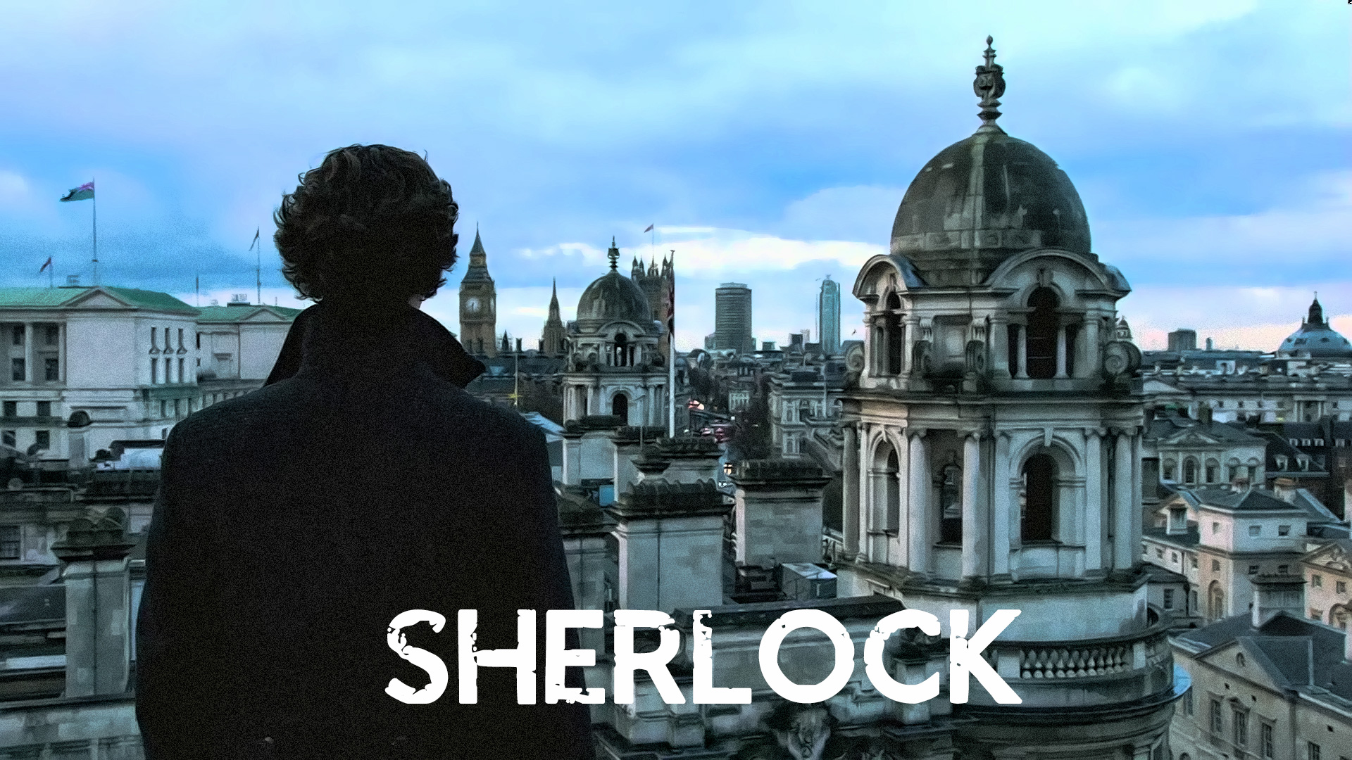 London Sherlock Wallpaper Portrayal of Sherlock a