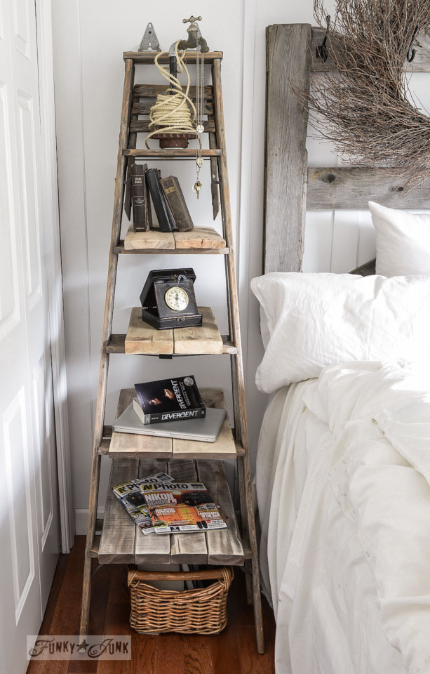 Get The Perfect Bedside Table Even If You Don T Have The Space Huffpost Life