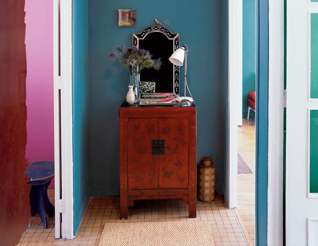 10 fresh entryway paint color ideas huffpost - Small entryway paint colors ...
