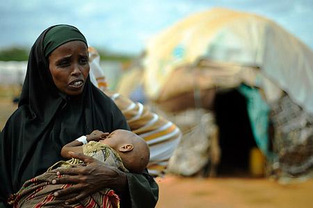 Somalian famine