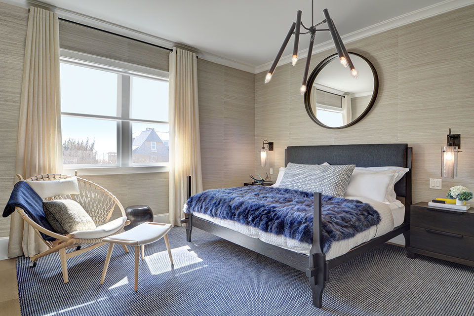 7 Stately and Masculine Bedrooms