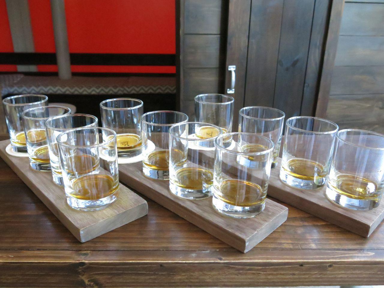 Tasting Whiskey Huffpost