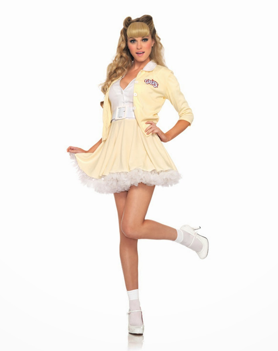 incredible grease girl outfit