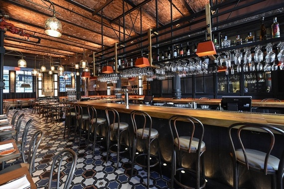 Restaurants With Great Liqour And Food